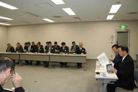 2010.12.14 関西空港特別委員会視察に