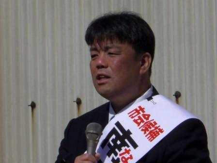 2011.4.17 選挙戦本番スタート