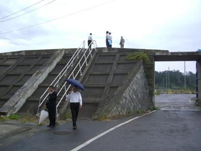 2012.10.23  スーパー堤防 岩手県宮古市