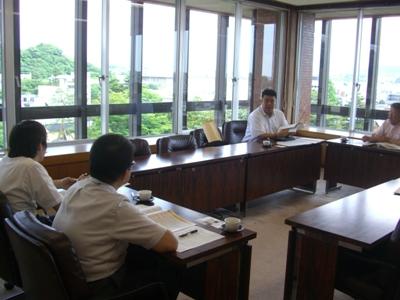 2013.7.1 金沢市「地域福祉計画について」