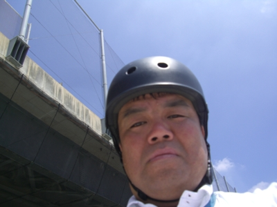 2013.7.8  堺市原池公園スケートボードパーク