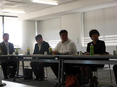 2013.10.17  総務常任委員会にて「奈良市教育センター」視察