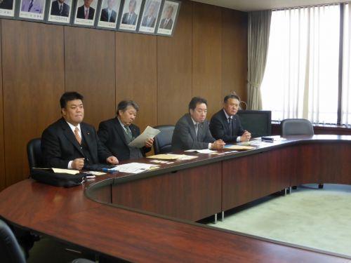 2014.2.4  長崎県佐世保市にてタブレット型端末の活用についてレクチャを受けました