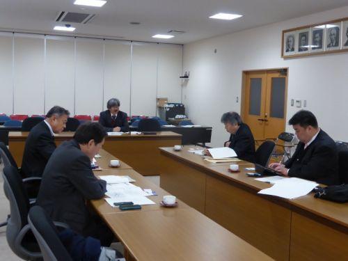 2014.2.5  長崎県長崎市において「市庁舎の建替えについて」レクチャをうける