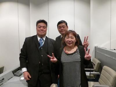 2014.2.2 ガン患者支援チャリティイベント。リレーフォーライフの全国会議に大阪を代表して参加しました