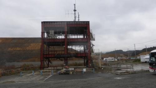 2015.南三陸町 防災庁舎です