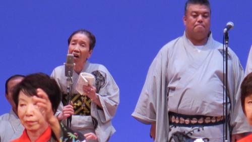 2017.11.12 近畿東海北陸ブロック民俗芸能大会へ地元東盆踊り保存会の一員として参加