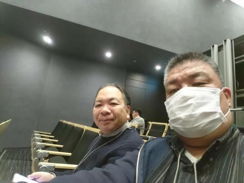 2018.2.24~25 がん征圧・患者支援のリレーフォーライフ泉州実行委員会を代表して東京での会議に出席