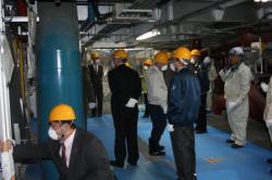 2010.11.26 岸貝清掃施設組合施設視察