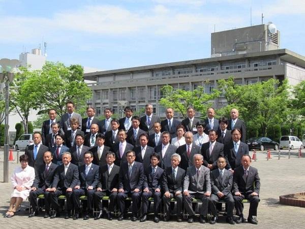 2019.5.16 市議会初会合