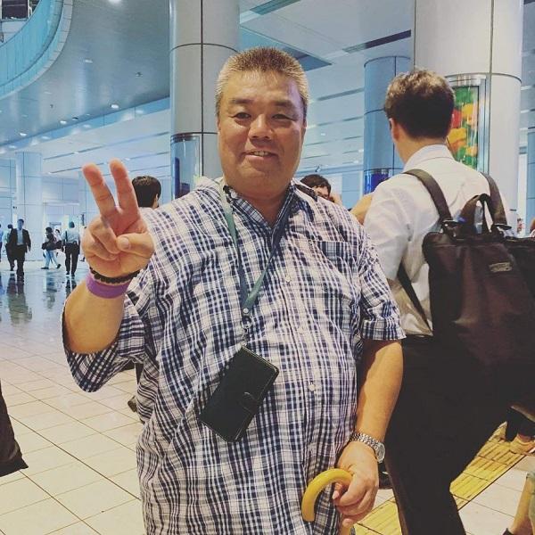 JR大阪駅周辺での政談演説会終了後 2019.7.18