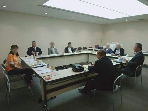 2019.11.17 社会福祉法人泉佐野たんぽぽの会評議員会へ参加