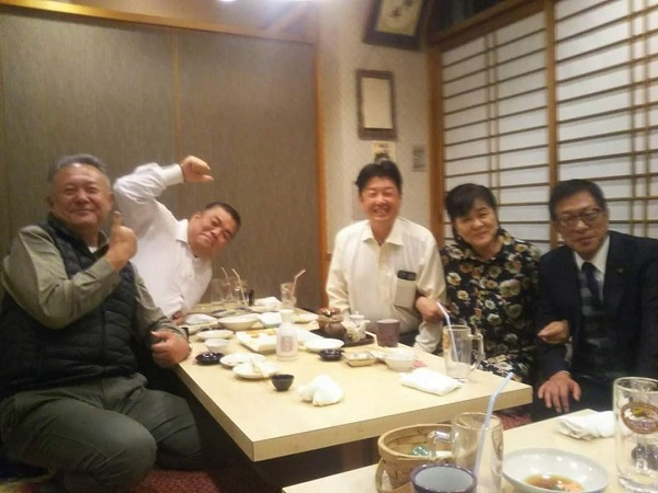 2019.11.20 森美佐子元貝塚市議会議員の送別会