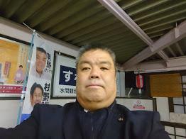 2020.1.6 南海貝塚駅にて朝のご挨拶