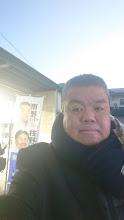 2021.3.4 JR東貝塚駅にて朝のご挨拶