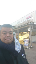 2021.3.9 南海貝塚駅西口(北側)にて朝のご挨拶